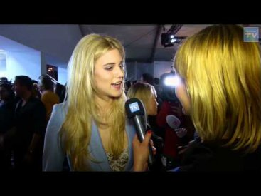WEB CHANNEL TV Entertainment Fashion Week 2015 Interview Udo Walz, Guido Maria Kretschmer