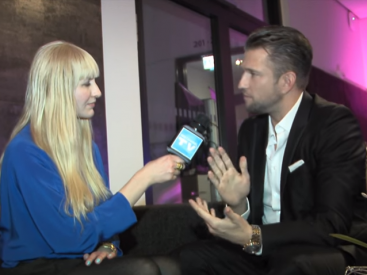 Chris Prinz im Interview mit WEB CHANNEL TV – Smago AWARD Musikpreis Berlin