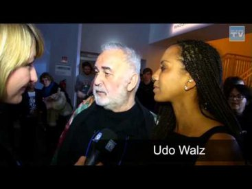 WEB CHANNEL TV im Interview mit Starfriseur Udo Walz auf der Fashion Week 2015 in Berlin Promi